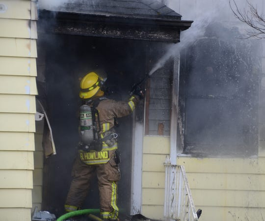 The cause of a fire at 26 North 32nd Street remains under investigation.