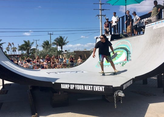 Skateboard demos and a scholarship contest will take place at Shepard Park.