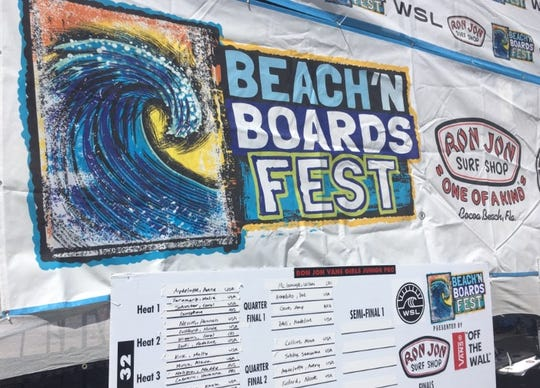 The Beach 'N Boards Fest is in its seventh year.
