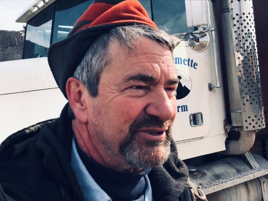 Bernie Guillemette says he swallowed his pride and launched a GoFundMe to raise money for feed.