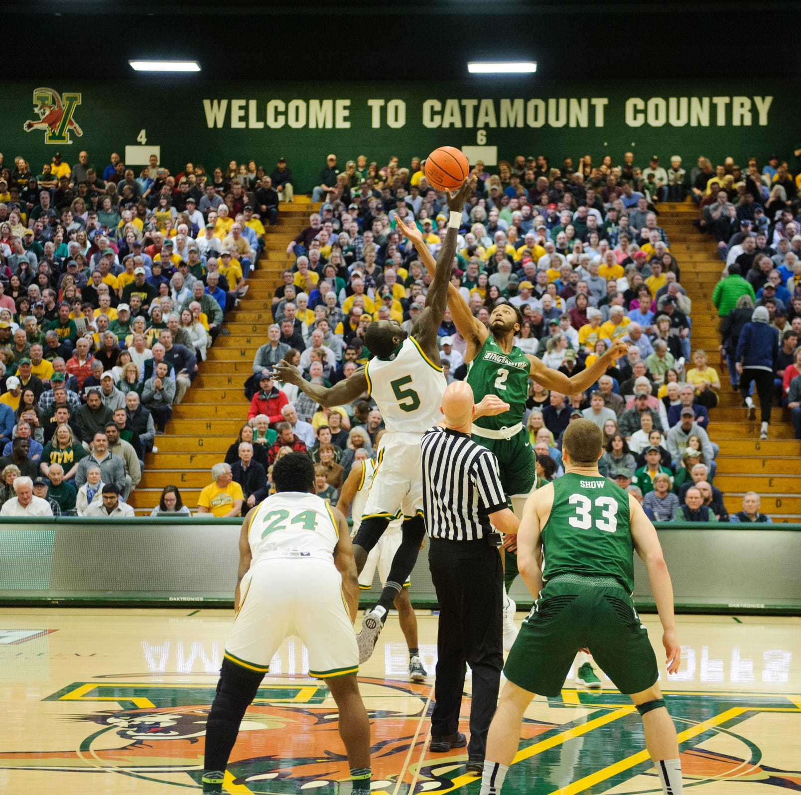 How to get tickets for the 2019 America East championship game at UVM