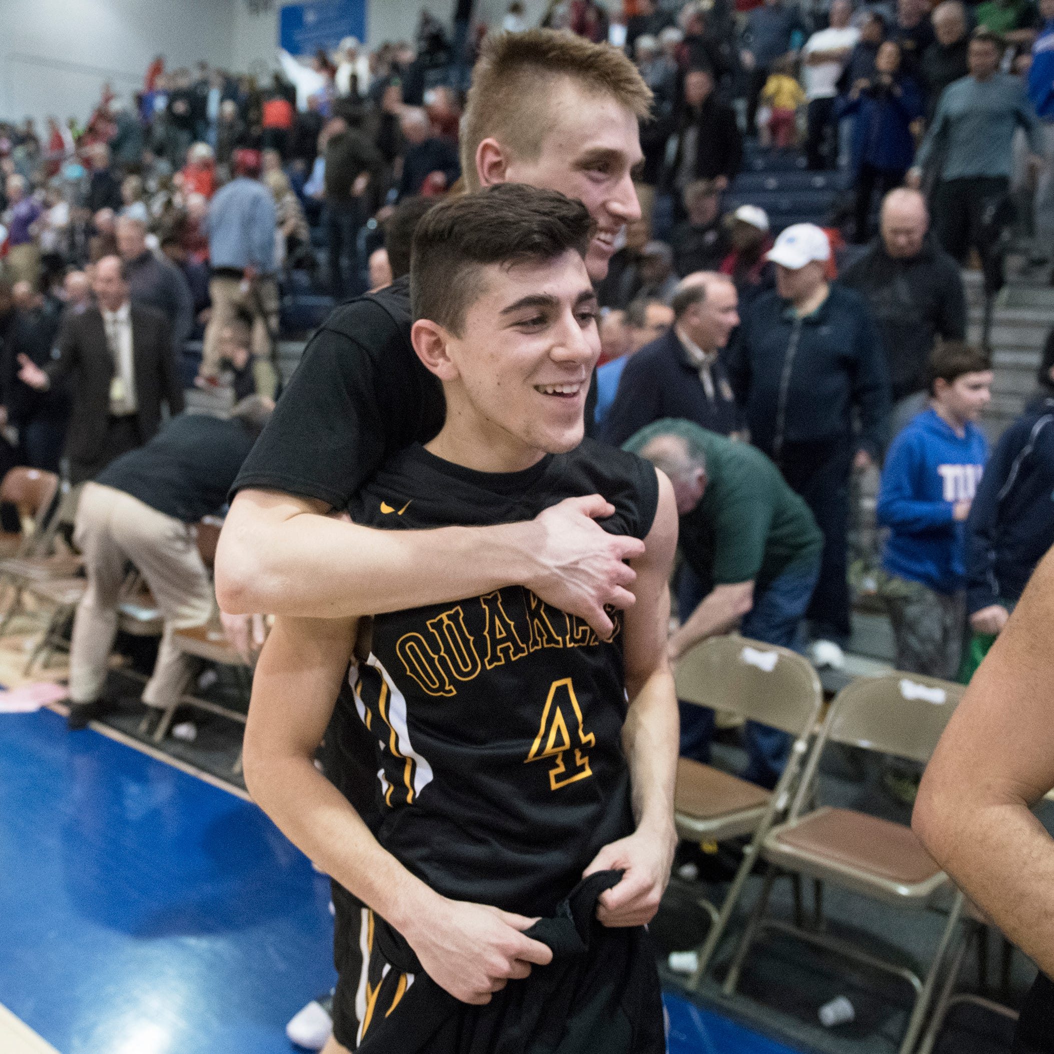 Tournament of Champions: Jagger Zrada goes off as Moorestown upsets Haddonfield