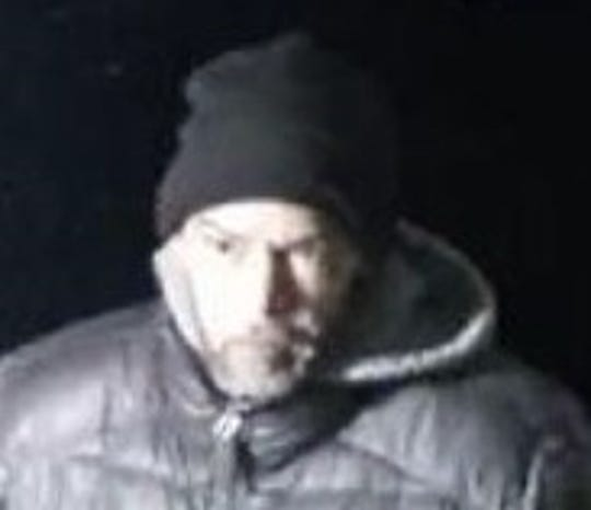 Cherry Hill Police are seeking the public's help in identifying this man, suspected of stealing items from unlocked cars.