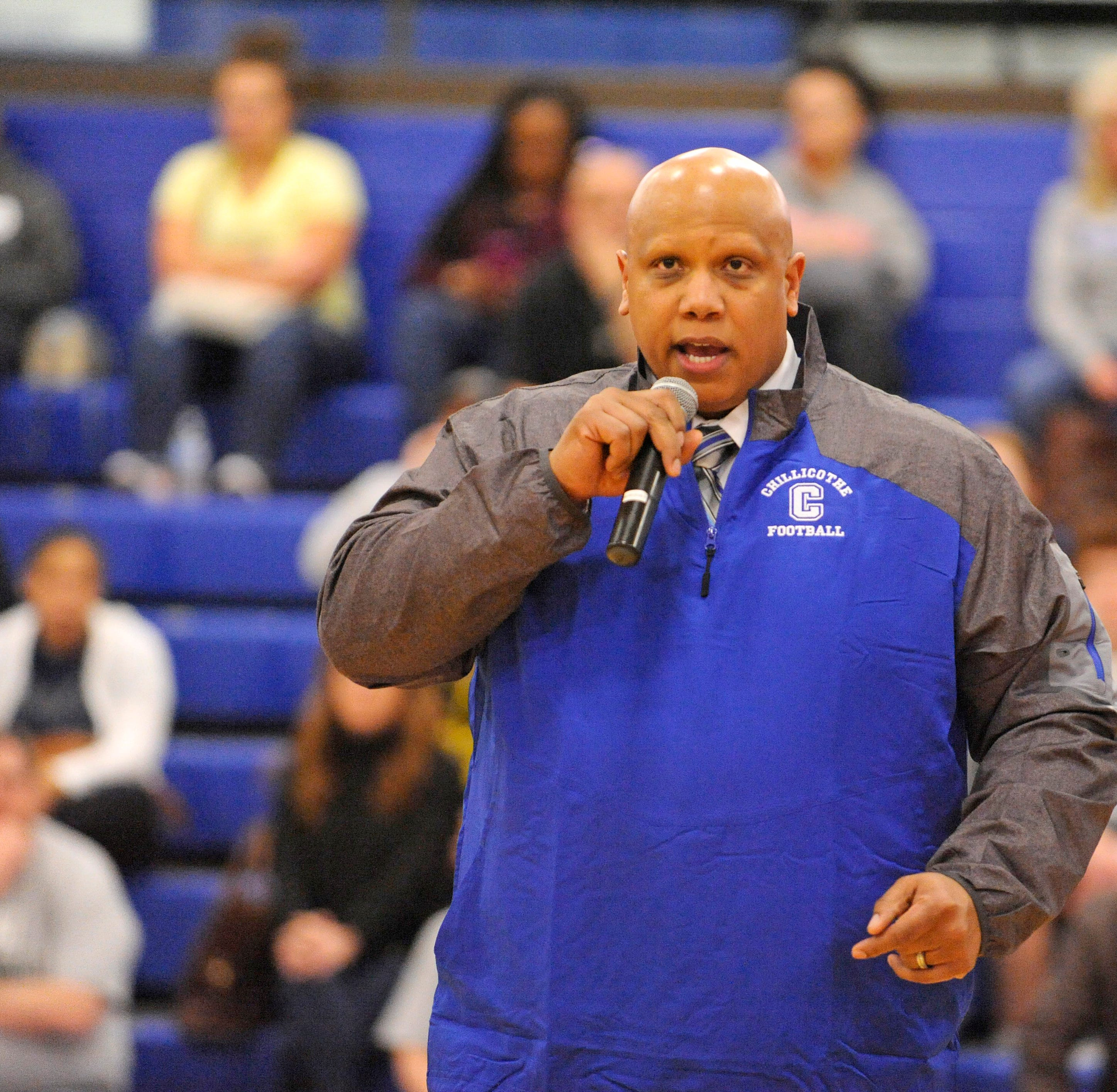 Chillicothe High School names Doug Pryor as new head football coach