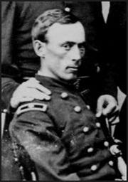 Andrew Hickenlooper led the 5th Ohio Battery to anchor the Union line in the Battle of Shiloh.