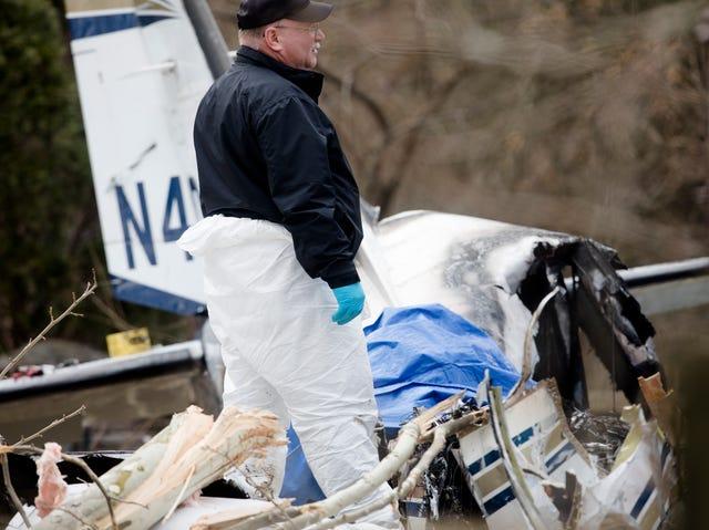 Madeira plane crash: officials identify pilot killed in crash