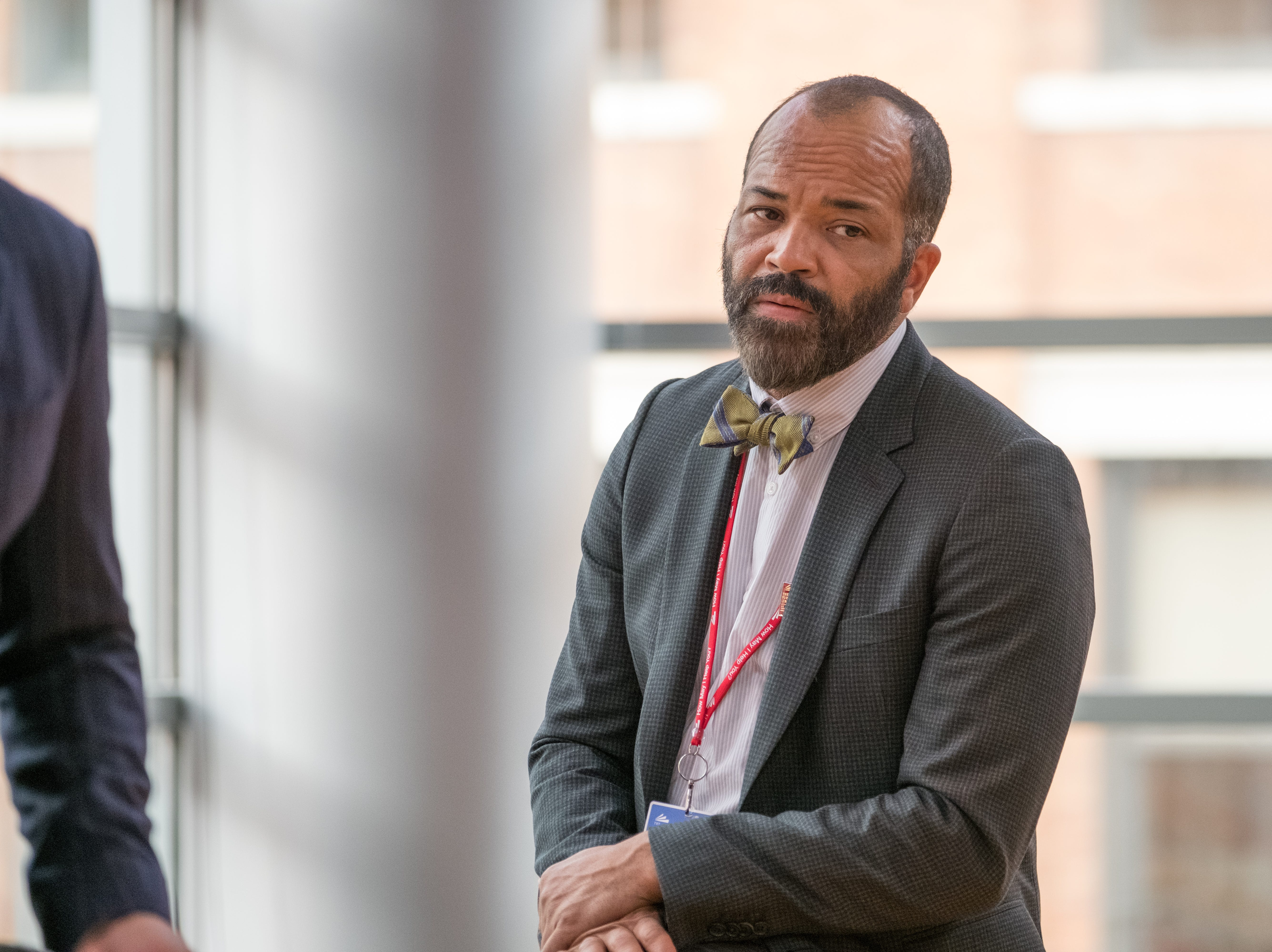 "Jeffrey Wright as Anderson in Universal Pictures Content Group's drama ""The Public."""