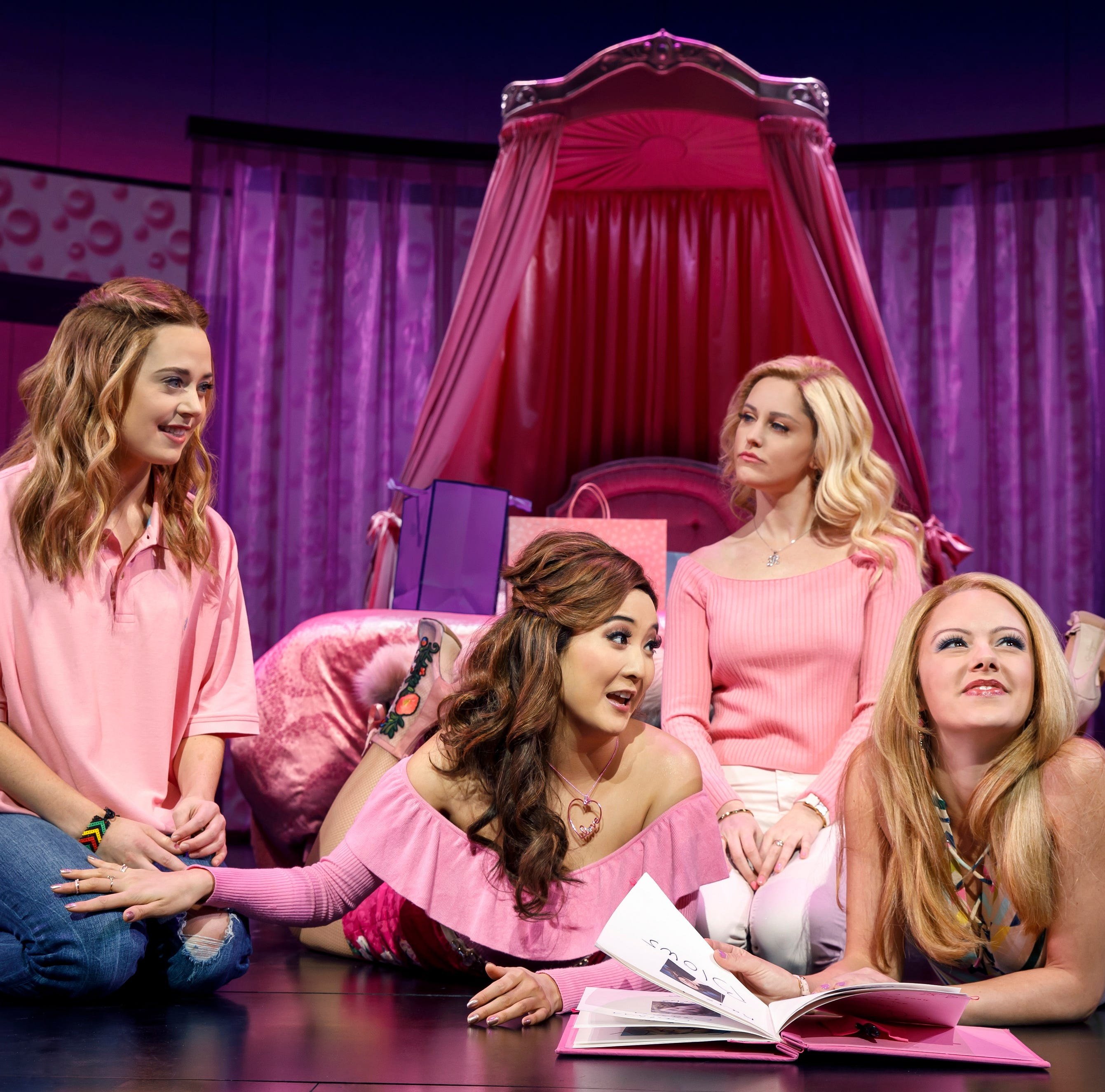 'Mean Girls' and a Jimmy Buffett musical coming to Cincy. Yes, really