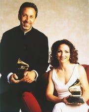 Emilio and Gloria Estefan.