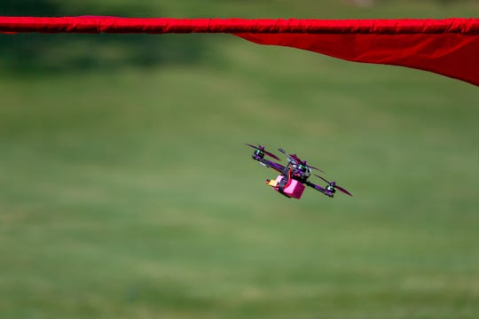 The Drone Club at Austin Peay has qualified for the Collegiate Drone Racing Association nationals.