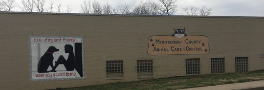 Montgomery County Animal Care and Control is currently at 616 N. Spring St.