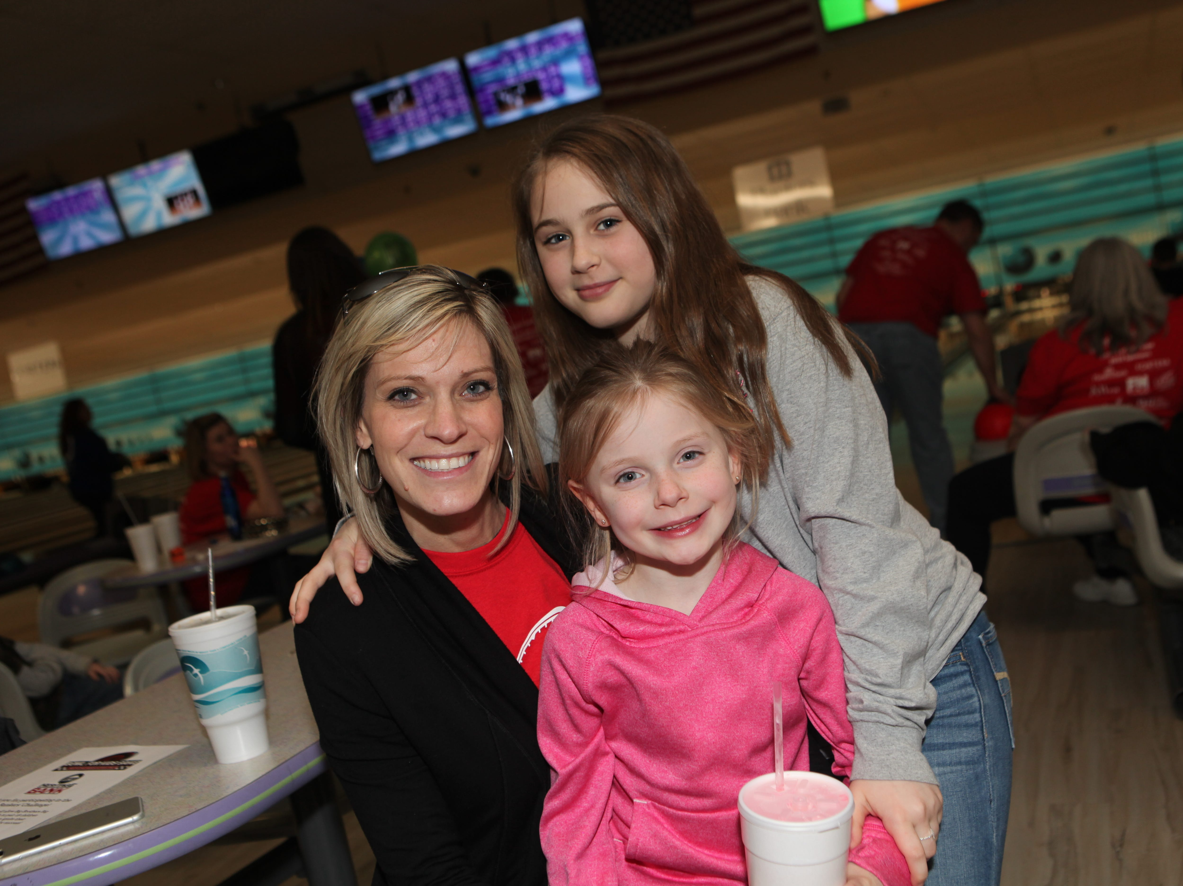 Big Brothers Big Sisters hosted its 2019 Bankers Challenge at the Pinnacle Family Entertainment Center on Tuesday, March 12, 2019.