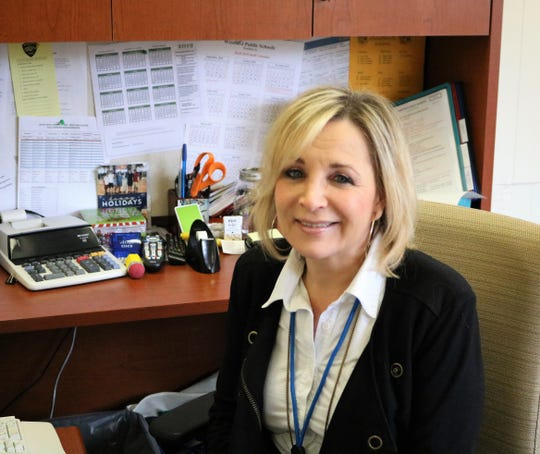 Westfield Public School District Business Administrator Dana Sullivan is one of four recipients in the state to be awarded a 2019 Distinguished Service Award by the New Jersey Association of School Business Officials.