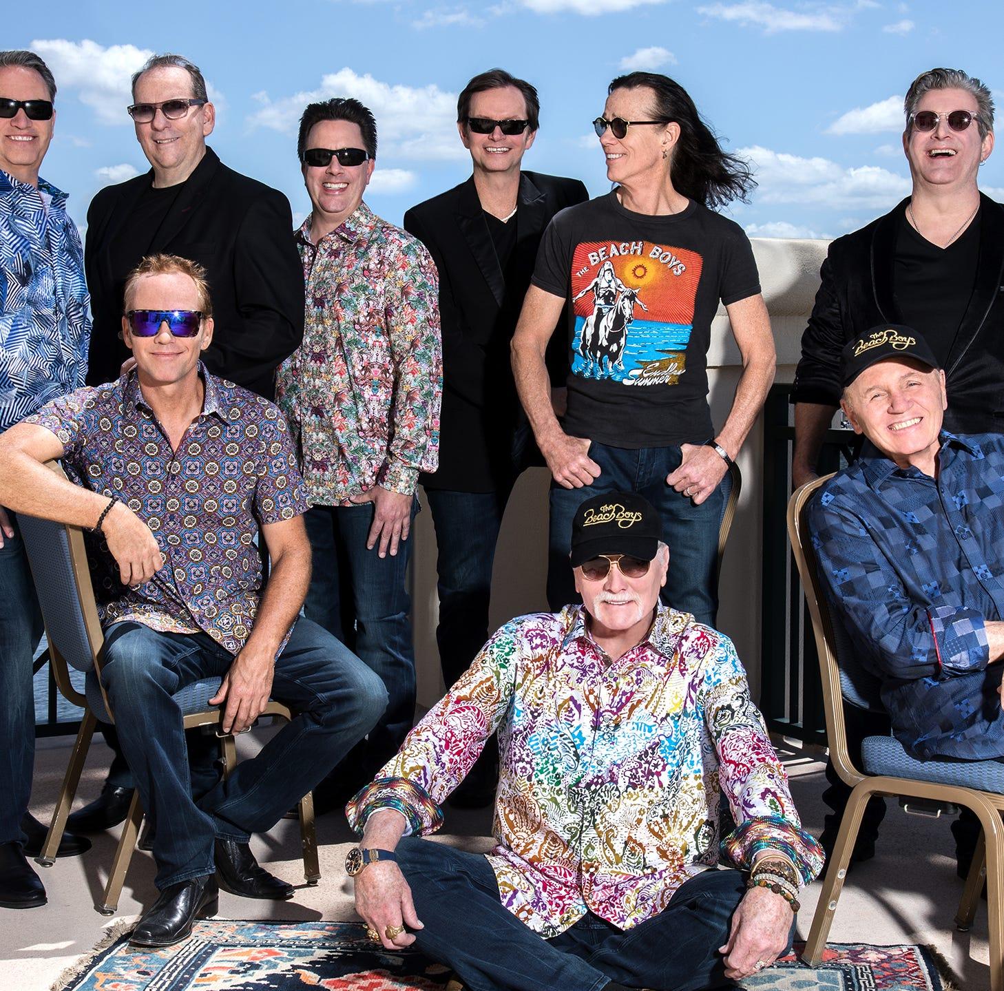 The Beach Boys to headline NJ Festival of Ballooning