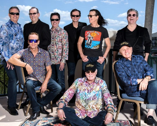 The Beach Boys will headline the 37th annual QuickChek New Jersey Festival of Ballooning in Association with PNC Bank on Sunday, July 28, 2019 in association with Q104.3.