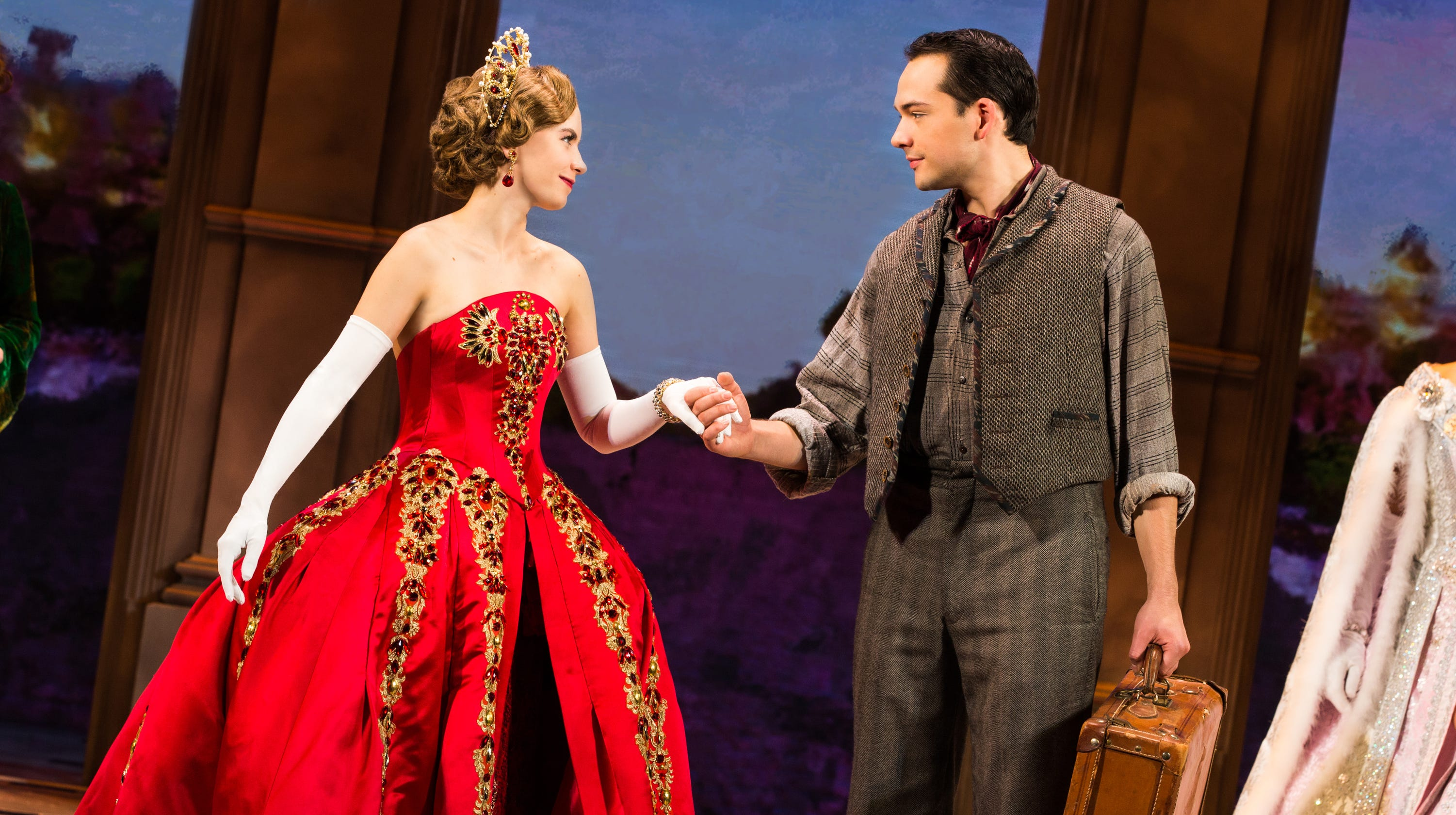 Des Moines Civic Center to present Broadway production of 'Anastasia,' featuring Mason City native