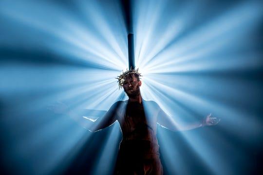 """Jesus Chris Superstar"" returns Jan 14-19, 2020 to the Civic Center in Des Moines, Iowa."