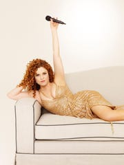 Bernadette Peters plays April 4, 2020 with the Des Moines Symphony at the Civic Center in Des Moines, Iowa.