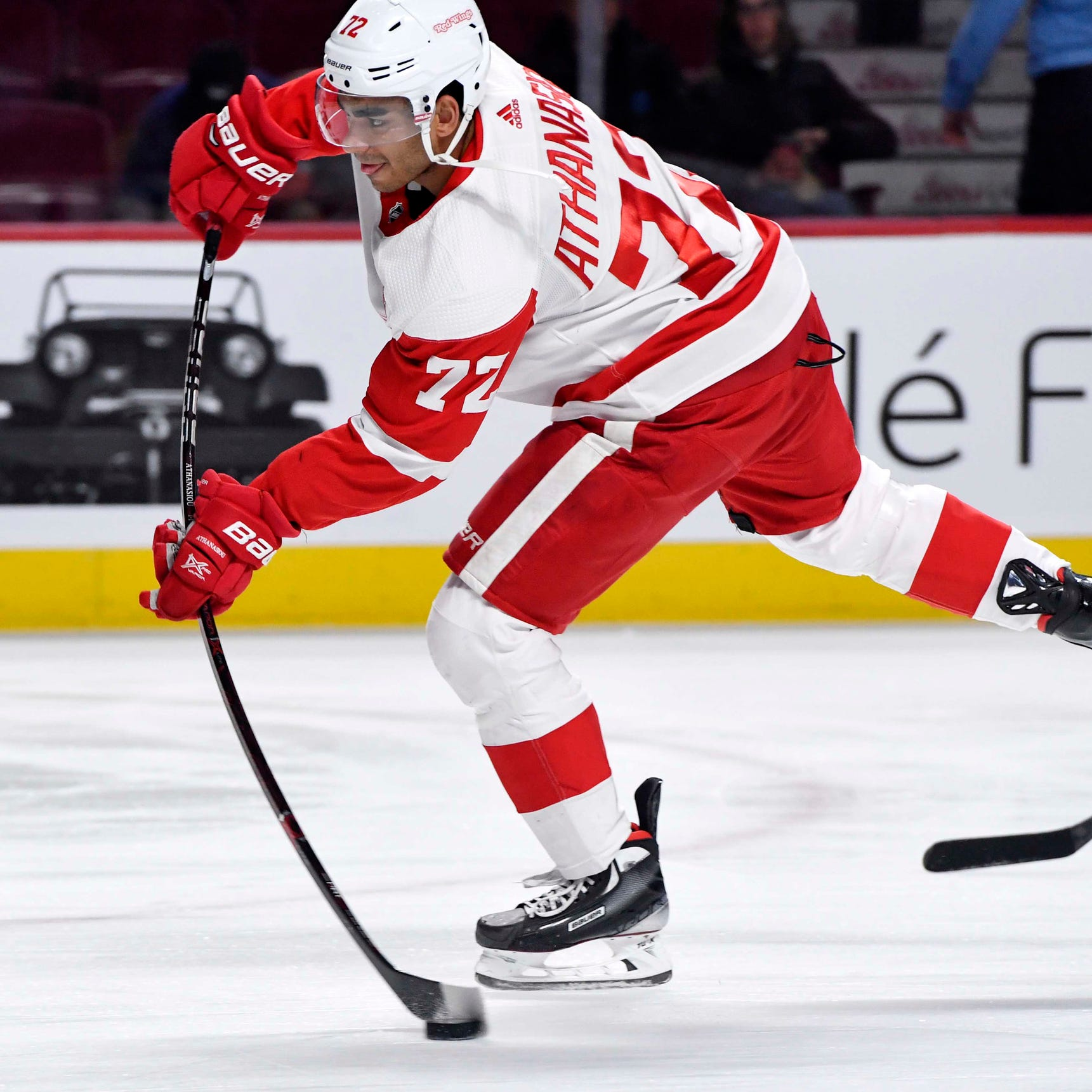 Detroit Red Wings have 12 games remaining. How they perform matters