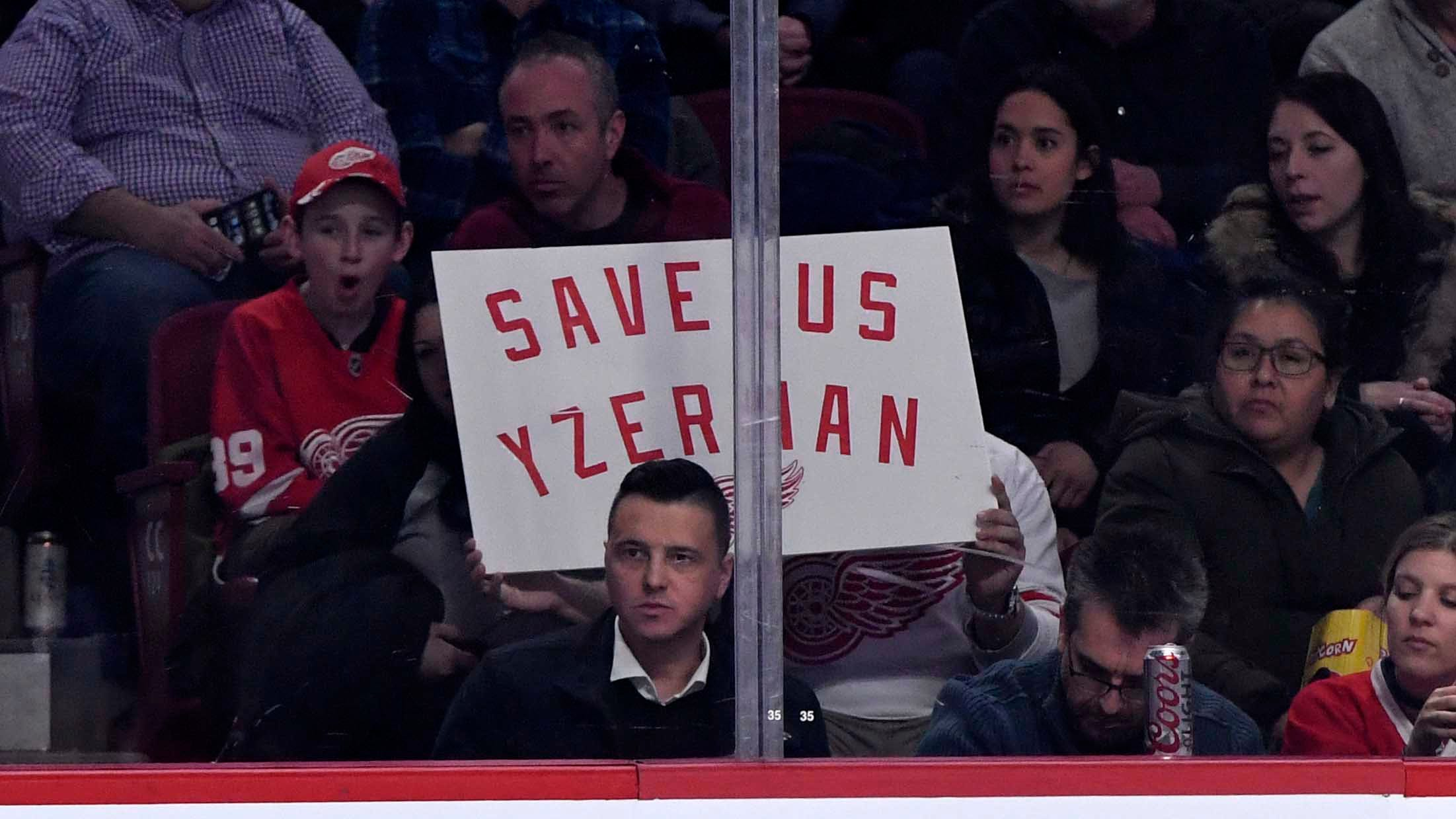 Steve Yzerman is coming home, and Detroit Red Wings fans are losing their minds