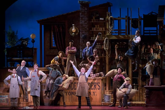 """""""Hello, Dolly!"""" will be at the Fisher in November and December."""