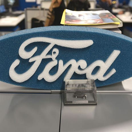 Ford to continue salaried layoffs through spring