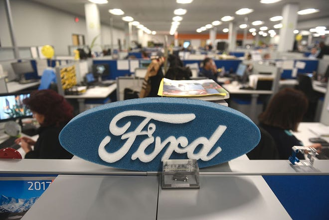 The Dearborn automaker is undergoing a worldwide restructuring expected to save the company $25.5 billion in the next few years.