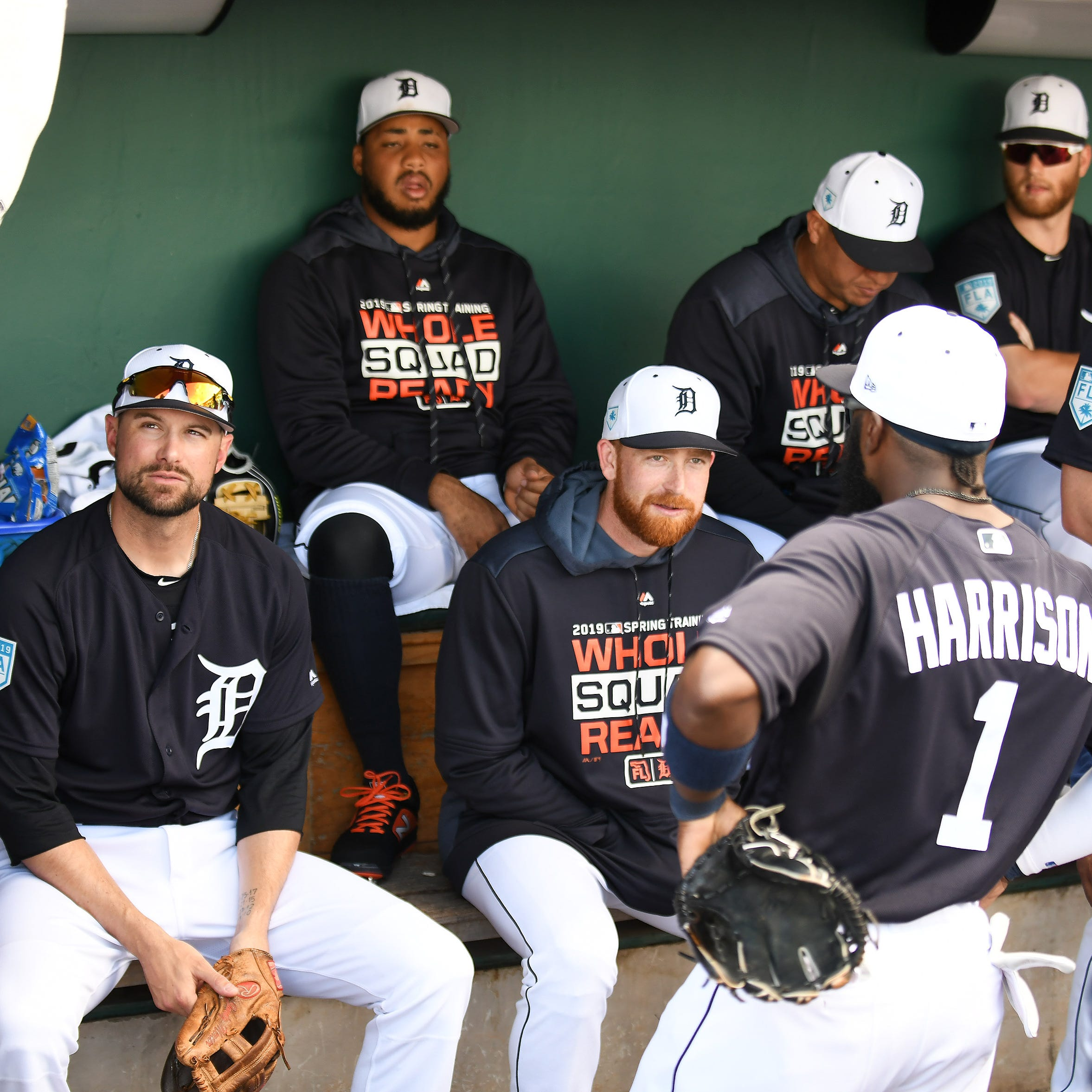 The Josh & Jordy Show: Veteran duo gives Tigers a professional look up the middle