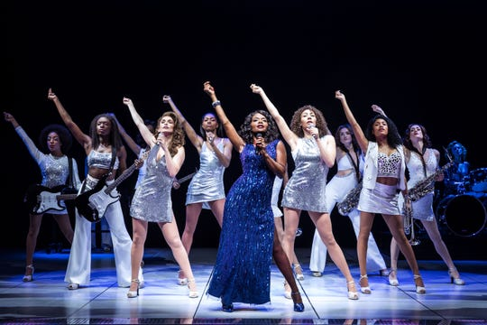 """""""SUMMER: The Donna Summer Musical""""  will play the Fisher Theatre in June 2020."""