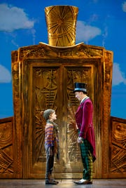 """""""Roald Dahl's Charlie and the Chocolate Factory"""" comes to the Detroit Opera House next Feb.-Mar."""