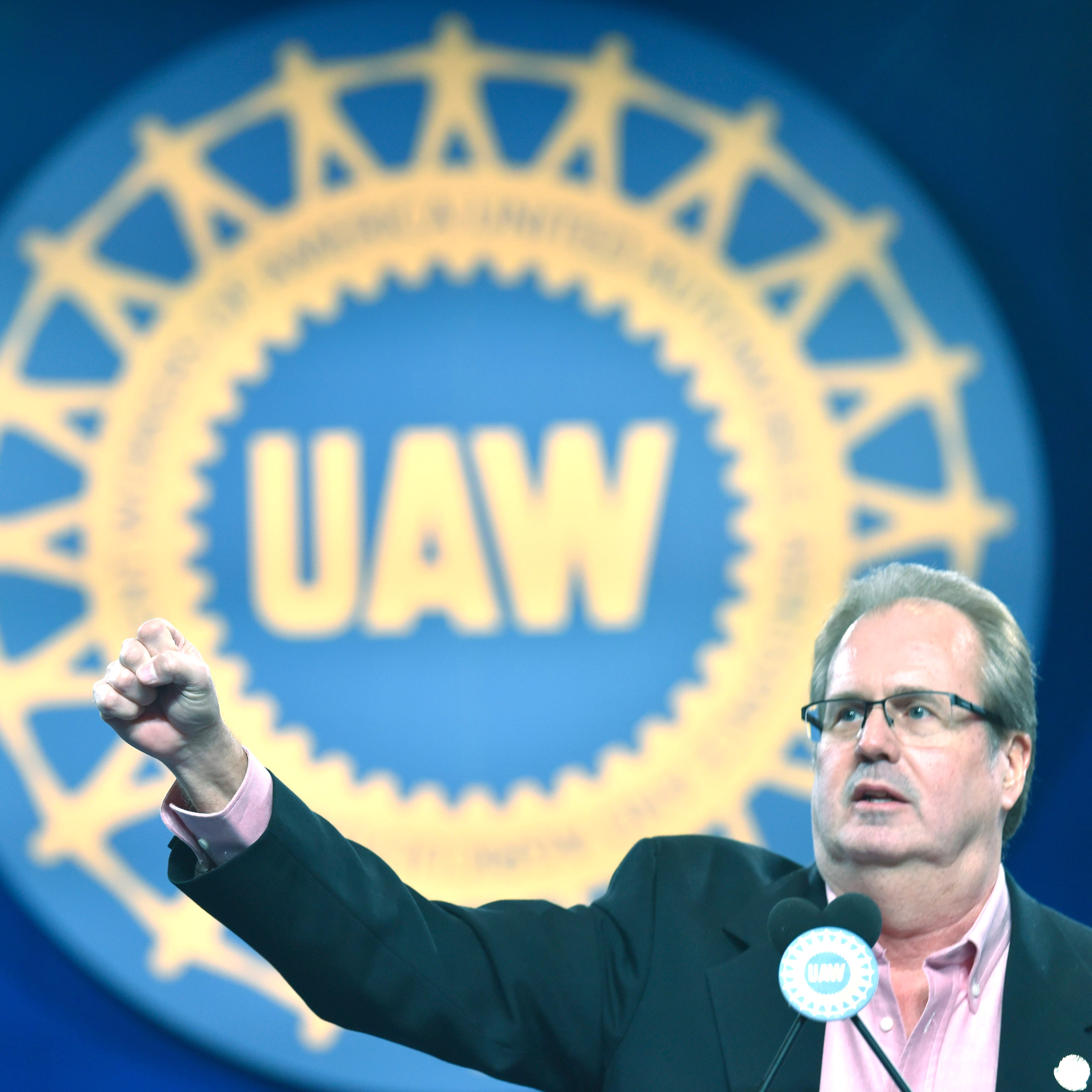 UAW membership dropped by 35,000 in 2018