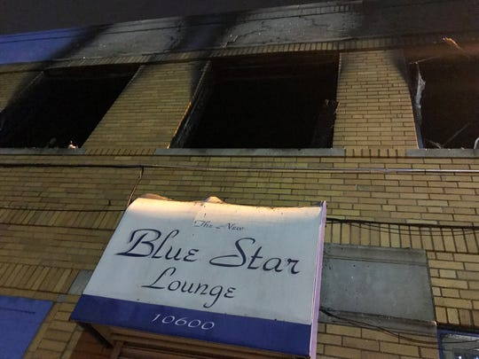 """A woman was killed and """"burned beyond recognition"""" in a firebombing attack March 12, 2019 in Detroit."""