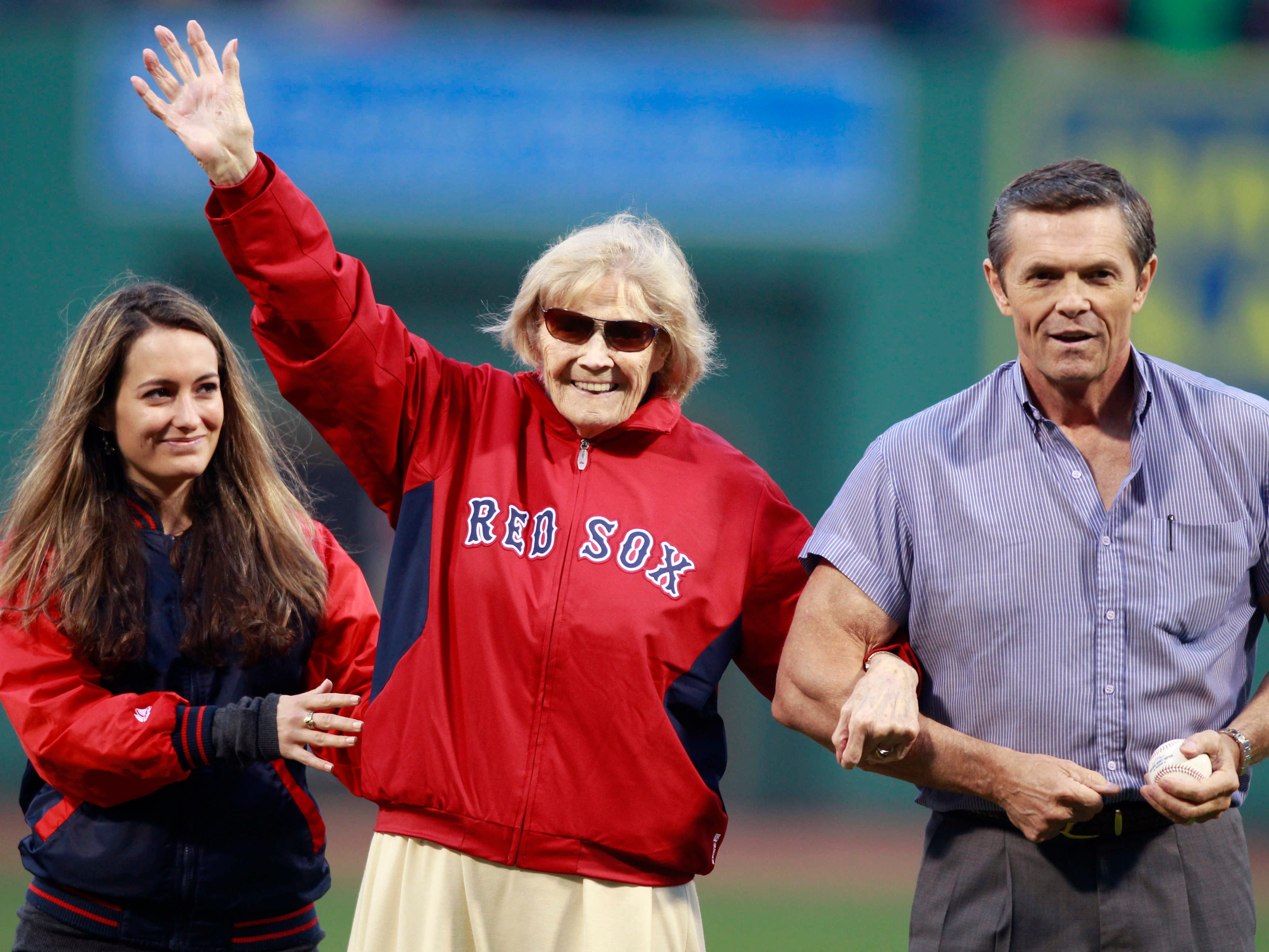 Julia Ruth Stevens, the last surviving daughter of slugger Babe Ruth. March 9. She was 102.
