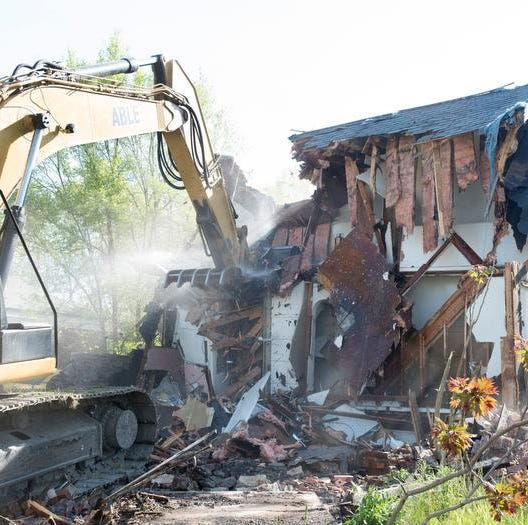 Feds issue first charges in long-running Detroit demolition probe