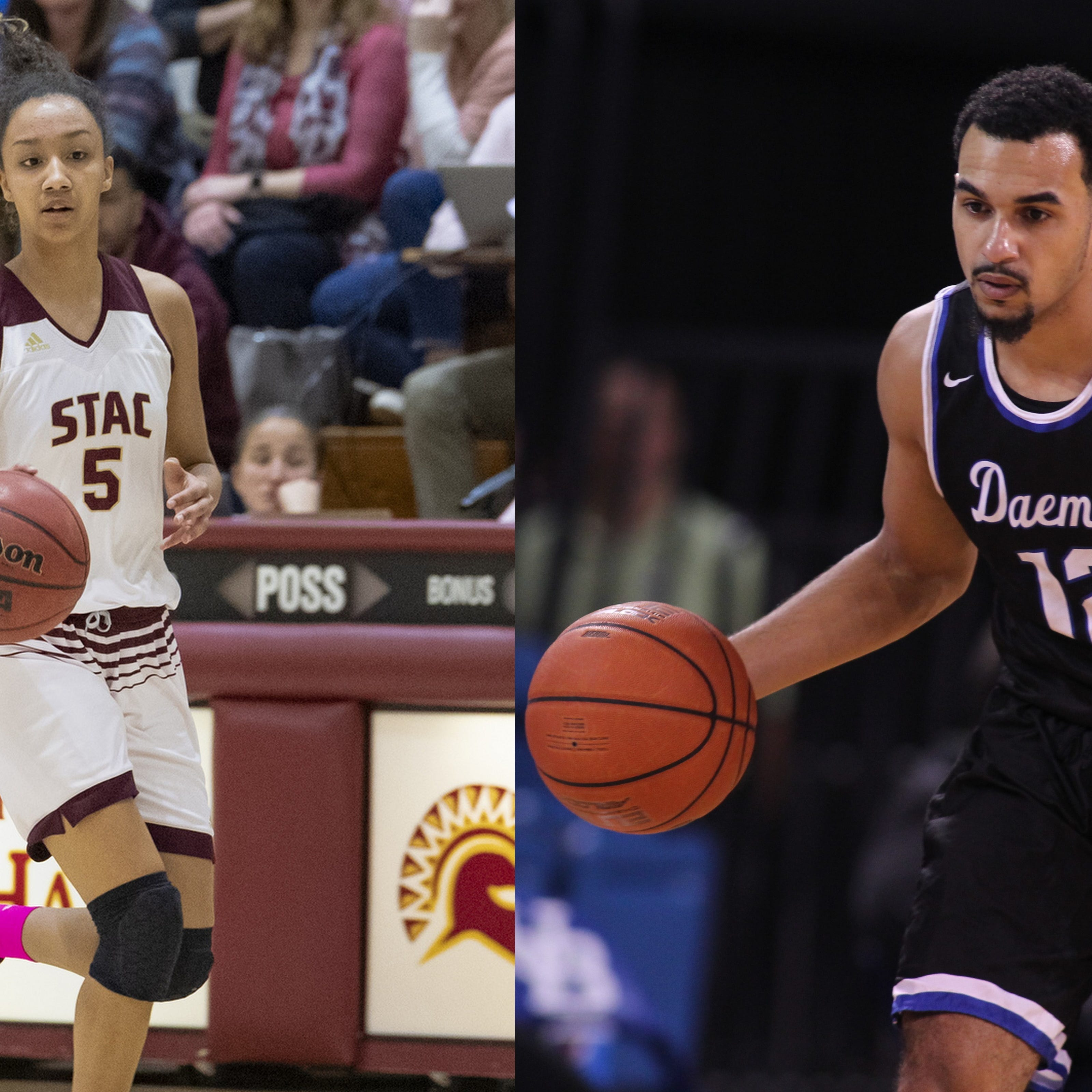 Former Elmira prep stars Thomas, Garvin to play in Division II basketball tourneys