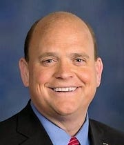 U.S. Rep. Tom Reed, R-Corning