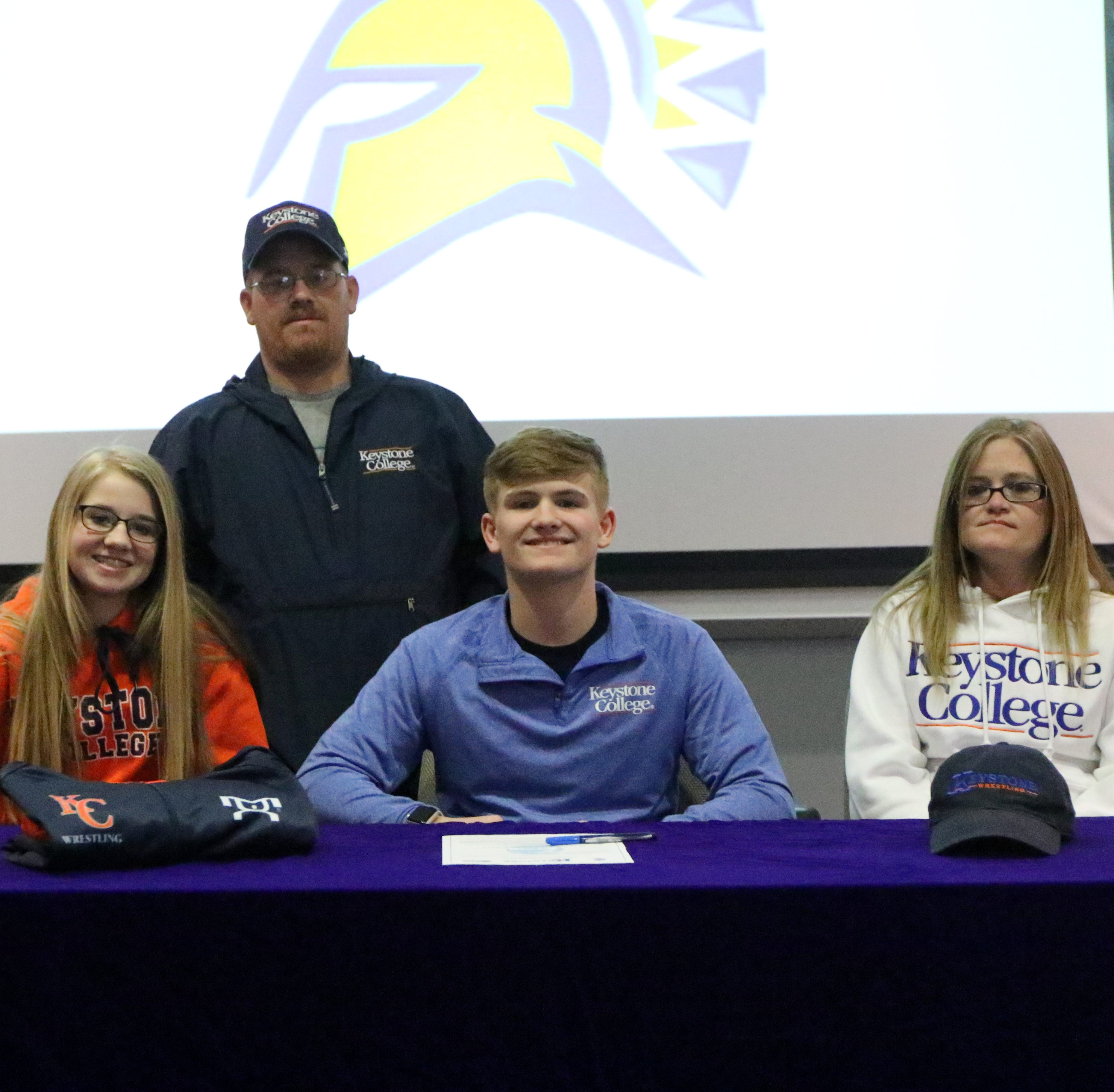 College signings: Thomas Edison's Lewis headed to Keystone; Corning trio make choices