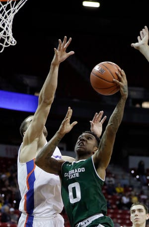After initially saying he would transfer from Colorado State this offseason, Hyron Edwards now plans to return to the Rams for his senior season.