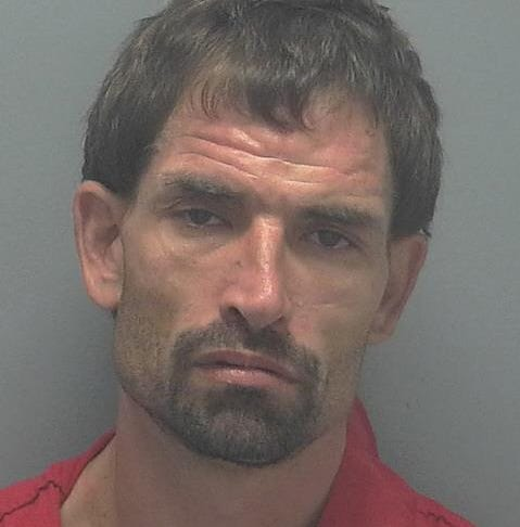 North Fort Myers man already in jail charged for breaking glass in cell door with his head