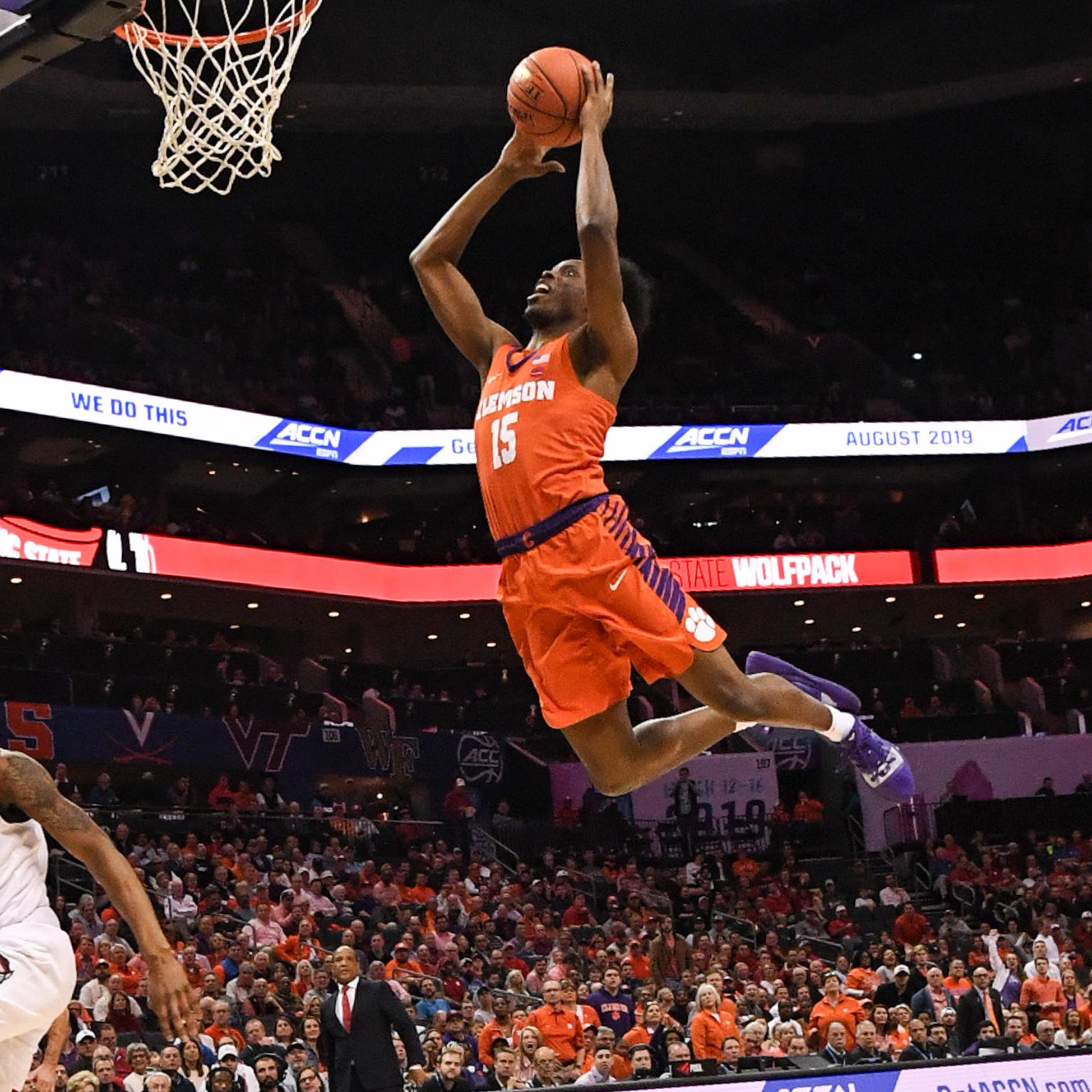 Clemson's NCAA Tournament chances may be dashed after loss to N.C. State