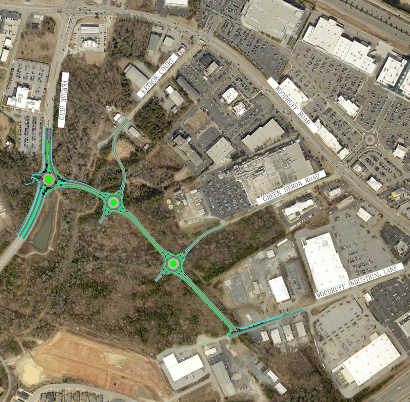 Greenville's 'Connection Parkway?' What should the new Woodruff Road bypass be named?