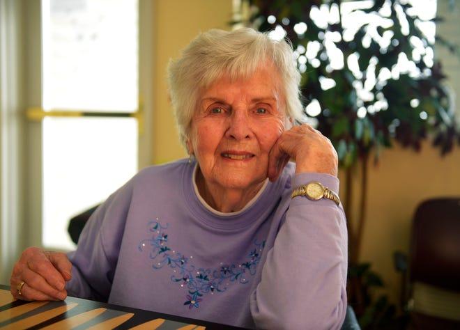 Edith Guza will turn 100 on March 17th.