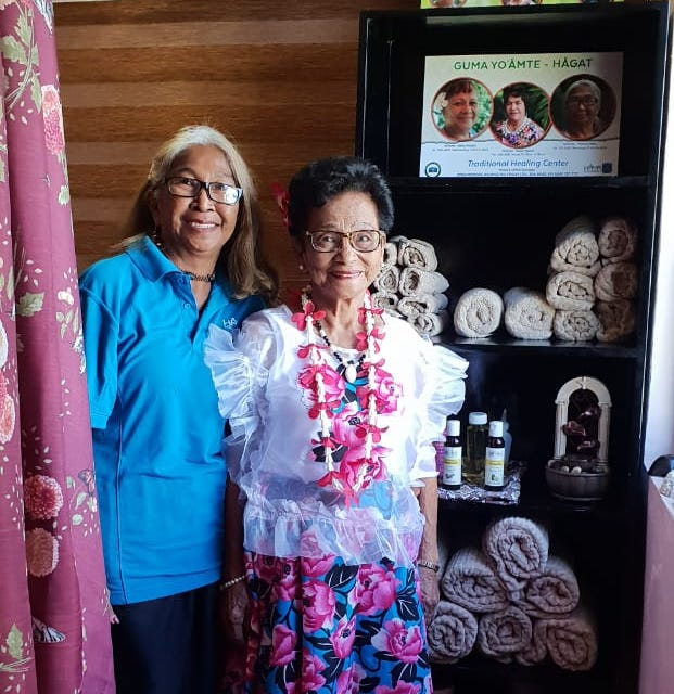 Traditional CHamoru medicine available in three villages