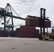 Port employee remains in hospital after injury at work