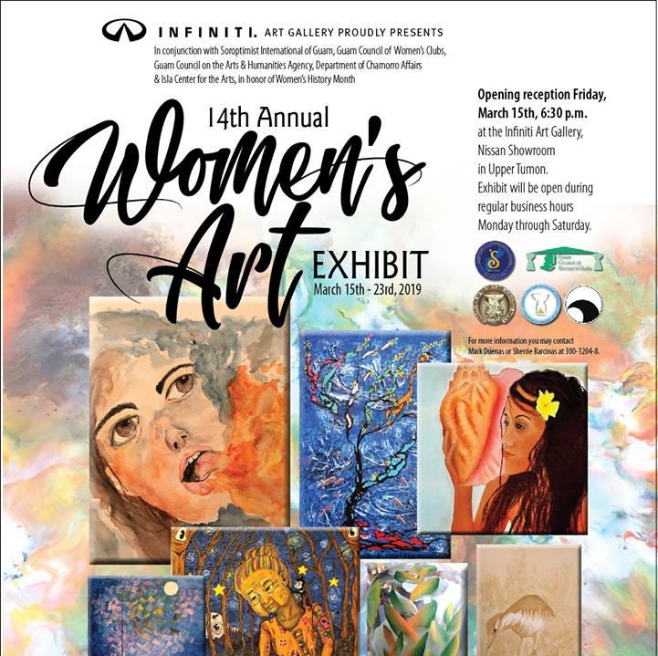 Upcoming art exhibits celebrate Women's History Month, World Down Syndrome Day
