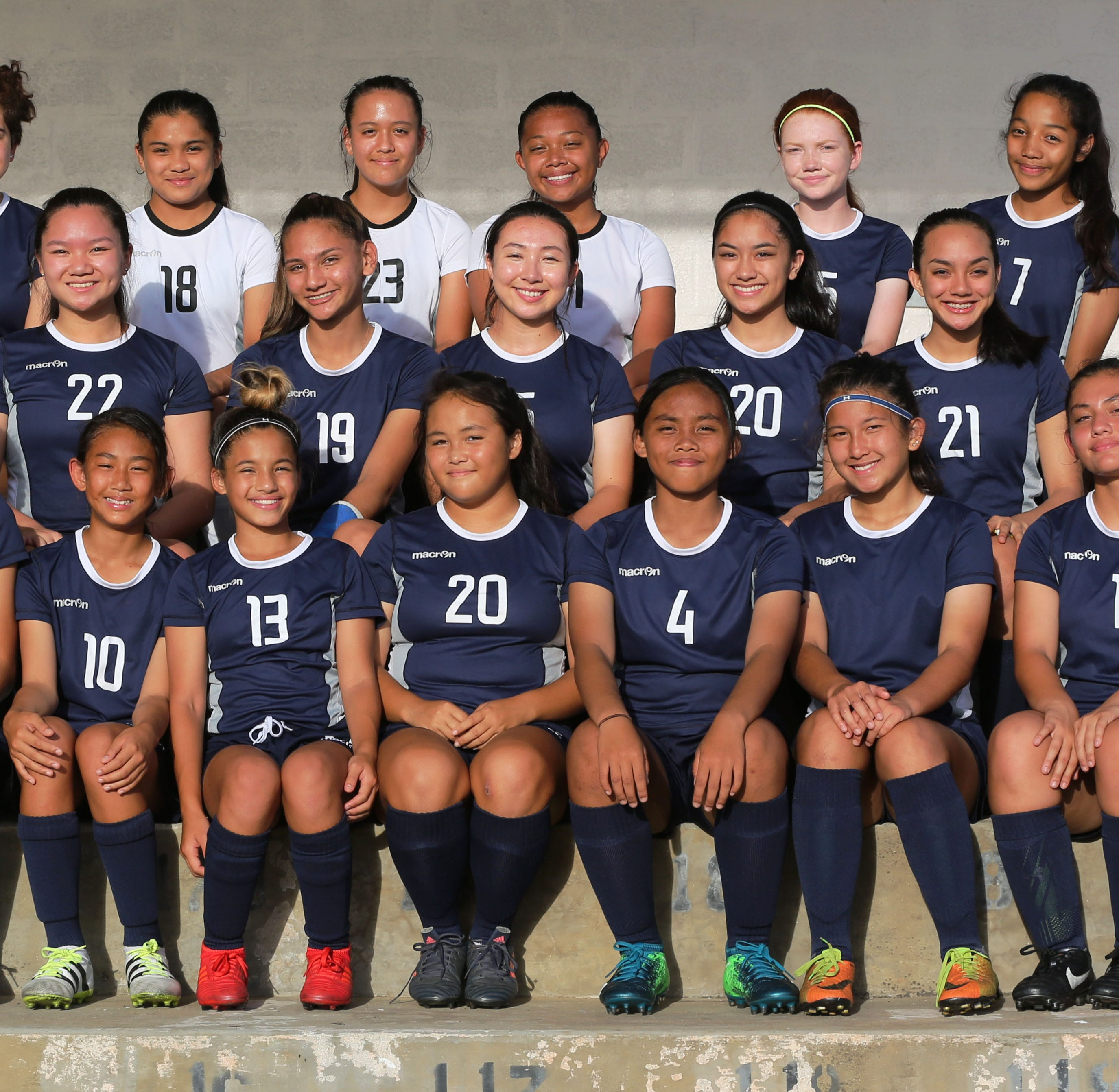U15 soccer team looks to build experience in Singapore