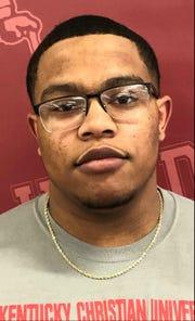 Jeremiah Allen, a senior at Henderson County High School, will play football at Kentucky Christian University.