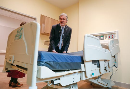 Martha's Village and Kitchen, in Indio, plans to fill one of the needs gaps by adding nine recuperative beds to their shelter and hiring a registered nurse who will have the skills to care for patients by July 1, using a $588,500 grant distributed by the state of California.