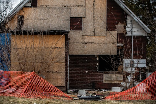 1509 Asbury Street in Indianapolis on Wednesday, March 13, 2019.