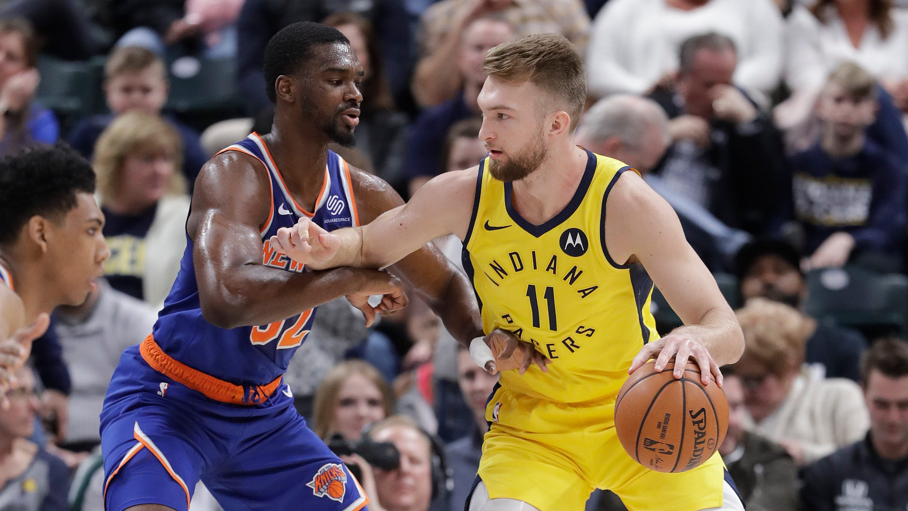 ba45484e693e Pacers endure  dog days  to put away Knicks before toughest stretch of the  season